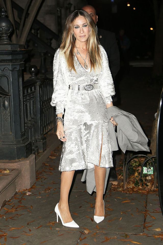 8 Style Mistakes Celebs Over 40 Never Make: Sarah Jessica Parker