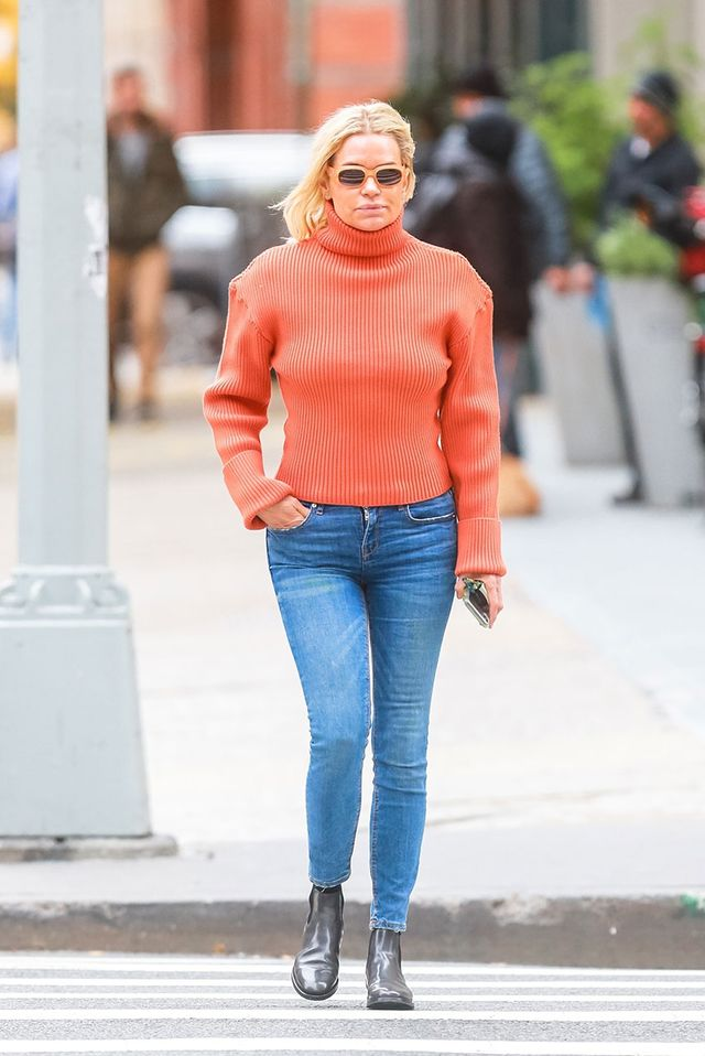 8 Style Mistakes Celebs Over 40 Never Make: Yolanda Hadid