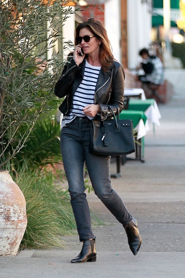 8 Style Mistakes Celebs Over 40 Never Make: Cindy Crawford
