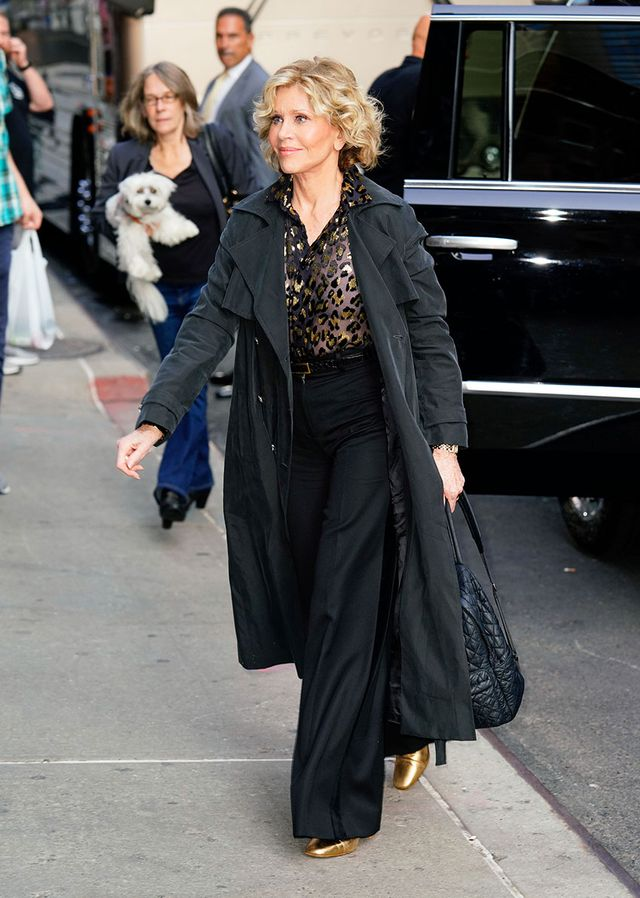 8 Style Mistakes Celebs Over 40 Never Make: Jane Fonda