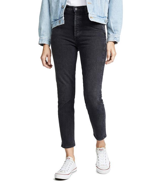 Agolde Hi Rise Nico Jeans