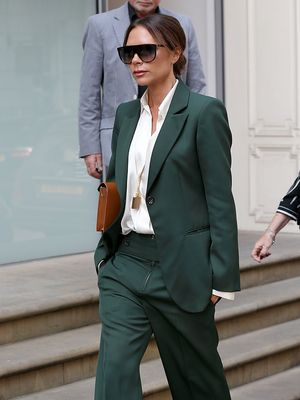 I Copied Victoria Beckham's Best Outfits—See How I Did