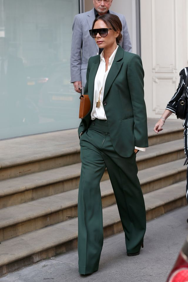 best Victoria Beckham outfits