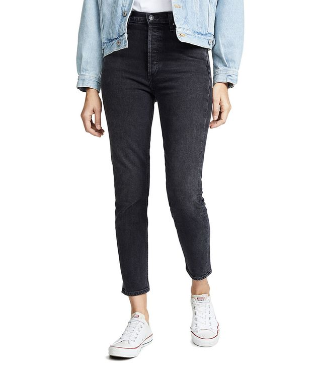 Agolde Hi Rise Nico Slim Jeans