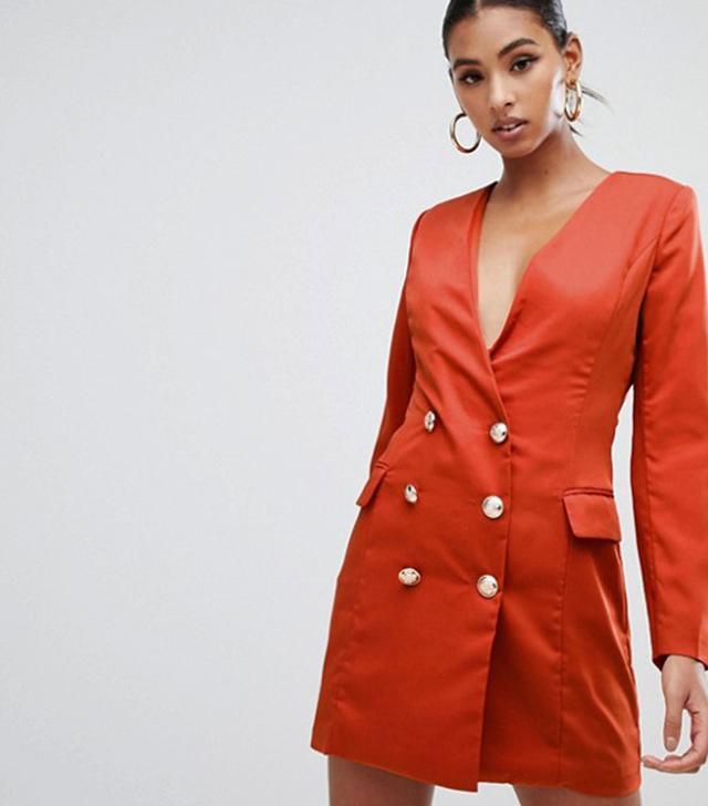 In the Style Blazer Dress