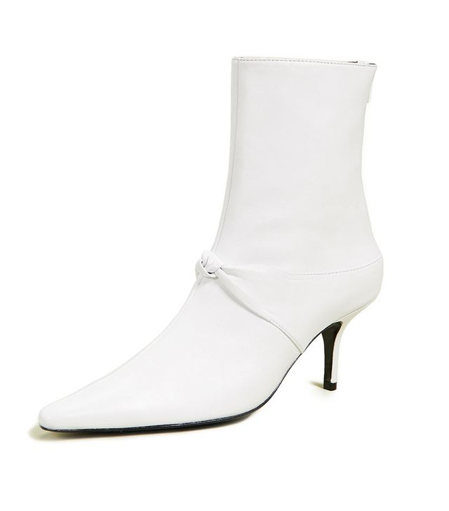 Dorateymur Groupie Knot Boots