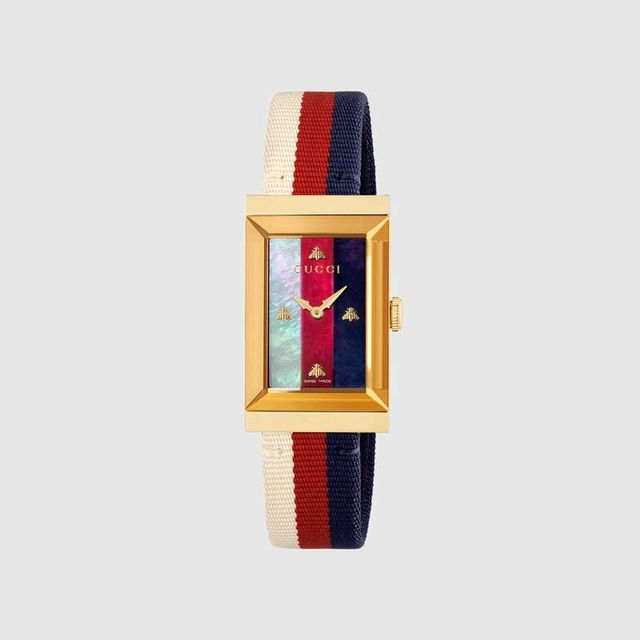 Gucci G-Frame Watch, 21x34mm