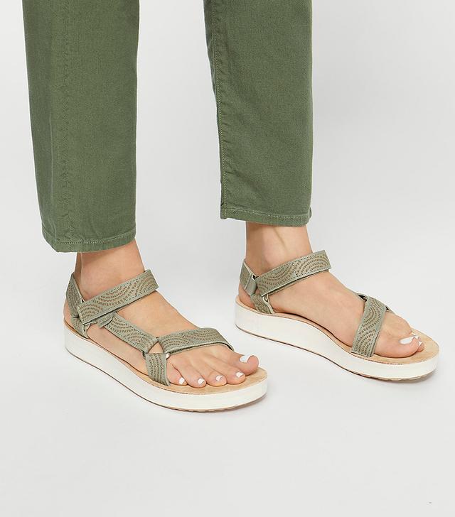 Teva Midform Universal Geometric Teva Sandals