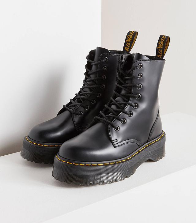 Dr. Martens Jadon Platform 8-Eye Boots