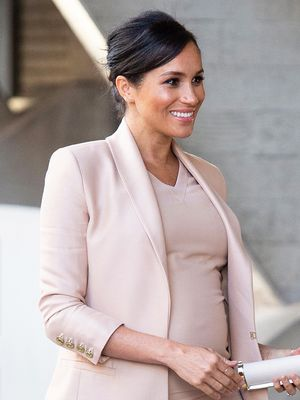 Meghan Markle Wore the