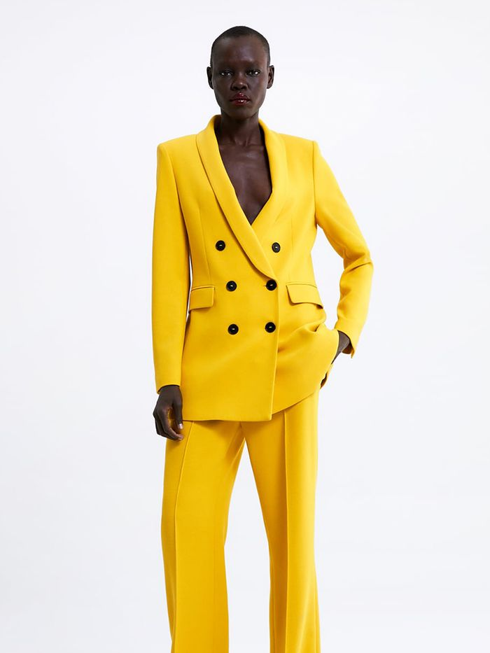f3532e068e Zara's Spring Collection 2019 Is All Kinds of Great | Who What Wear UK