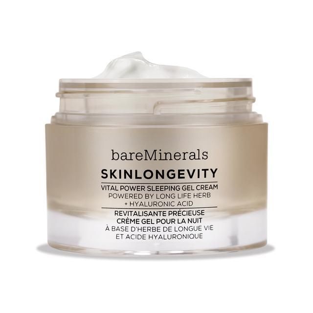 BareMinerals Skinlongevity Vital Power Sleeping Gel Cream