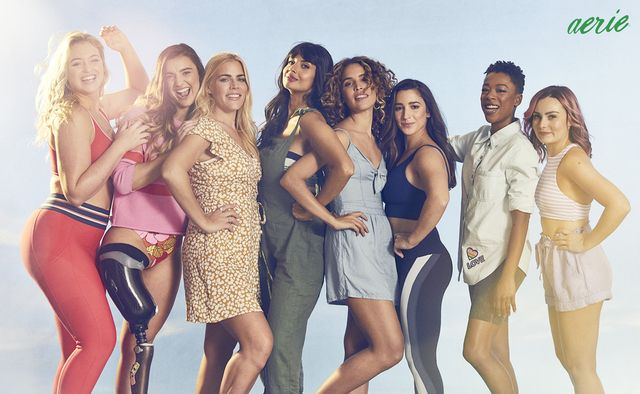 Aerie spring 2019 role model campaign