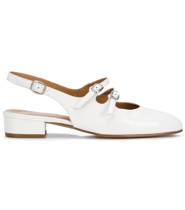 Carel Pêche Mary Jane Pumps