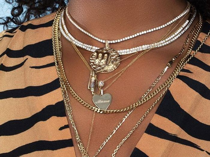 4725e6c96413b New Jewelry Trends 2019 | Who What Wear