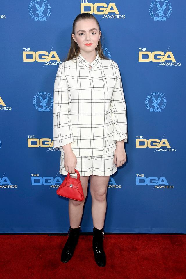 Elsie Fisher at the 2019 Director's Guild Awards