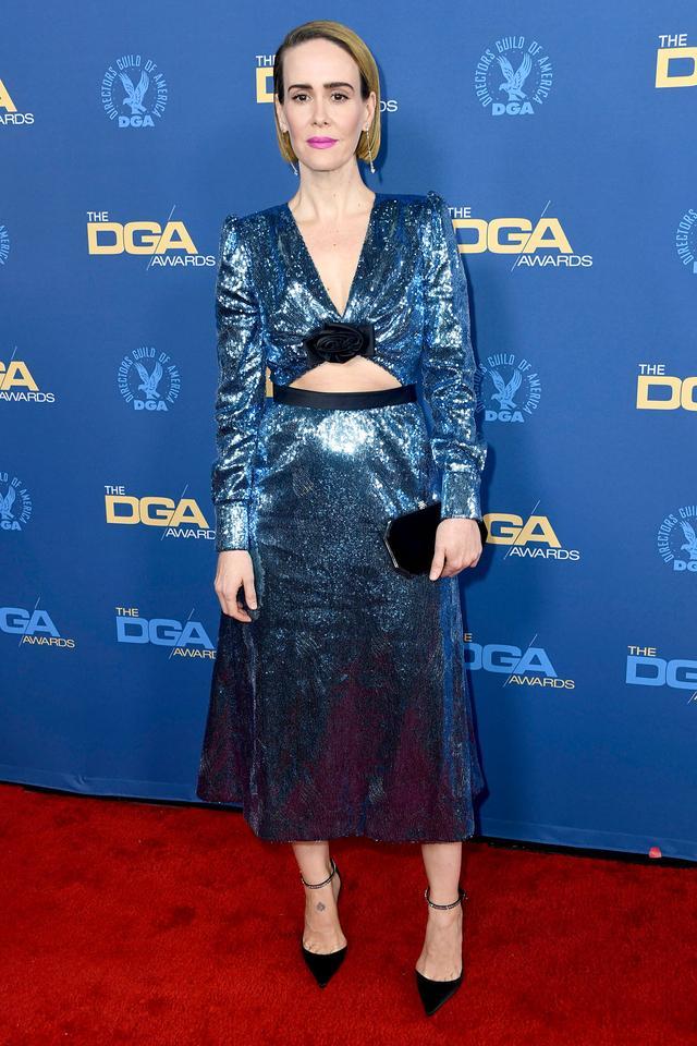 Sarah Paulson at the 2019 Director' Guild Awards