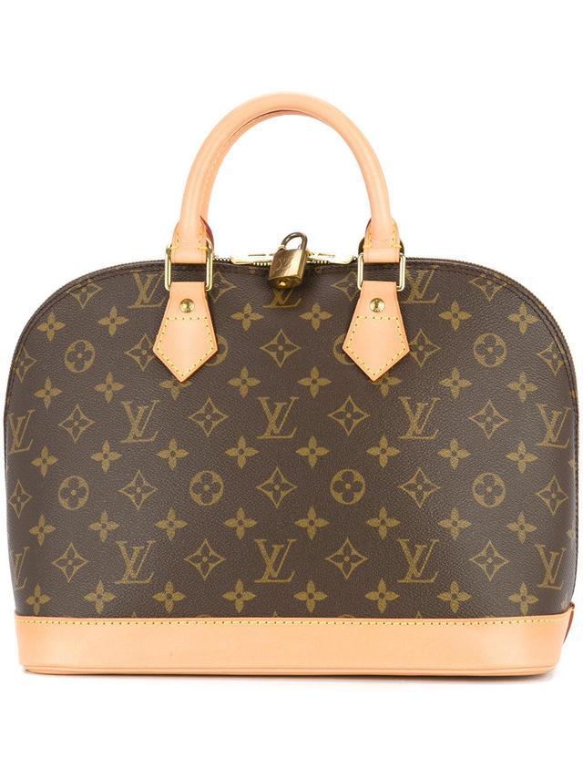 Louis Vuitton Vintage Alma Bag