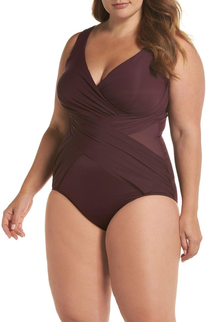 30322dc970a4f 15 Swimsuits With Tummy Control Technology | Who What Wear