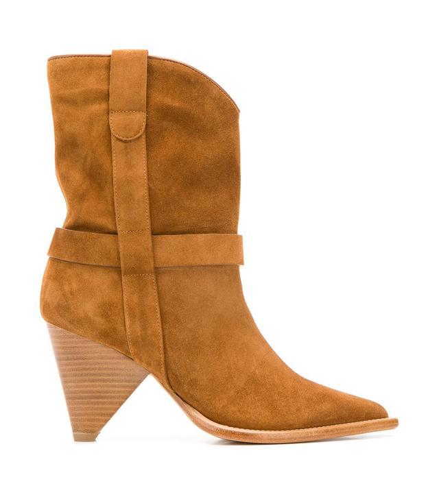 Aldo Castagna Cone Heel Boots