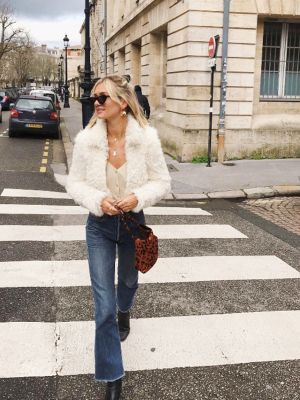 6 French Girl–Approved Denim Outfits to Try Before 2020