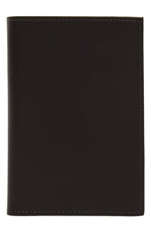 Nordstrom Wyatt Leather Passport Case