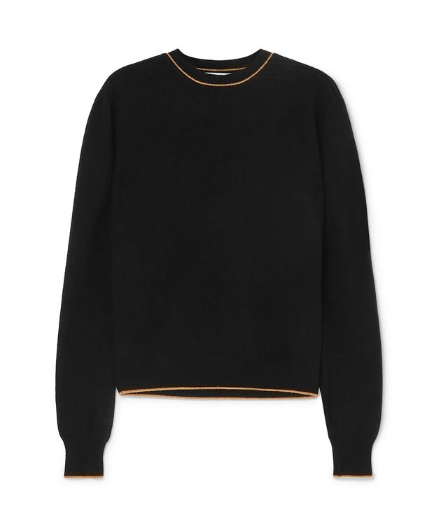 La Ligne Neat Wool and Cashmere-Blend Sweater