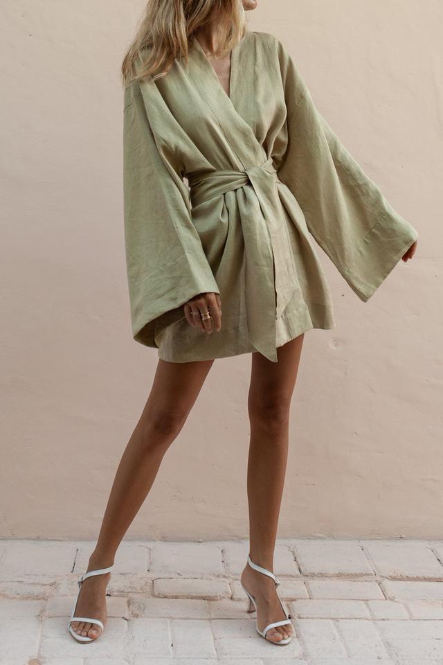 Posse Monti Kimono Dress
