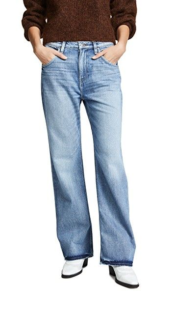 Hudson Sloane Extremely Baggy Jeans