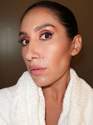So… Jen Atkin Is Secretly a Makeup Guru—Here's Her Routine for Proof