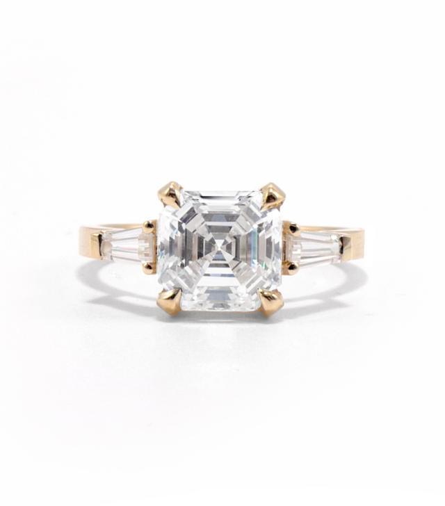Ashley Zhang Amelia Engagement Ring