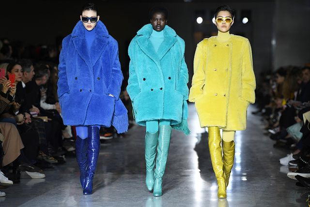 Max Mara Fall/Winter 2019 Runway - Milan Fashion Week
