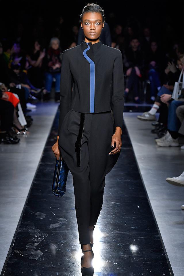 Giorgio Armani  Fall/Winter 2019 Runway - Milan Fashion Week
