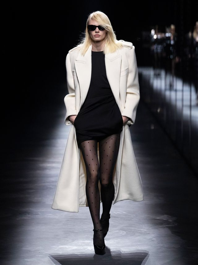 Saint Laurent  Fall Winter 2019 Runway Show
