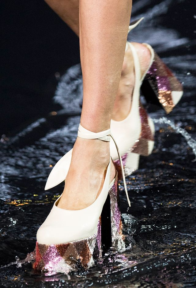 shoe trends 2019 - saint laurent