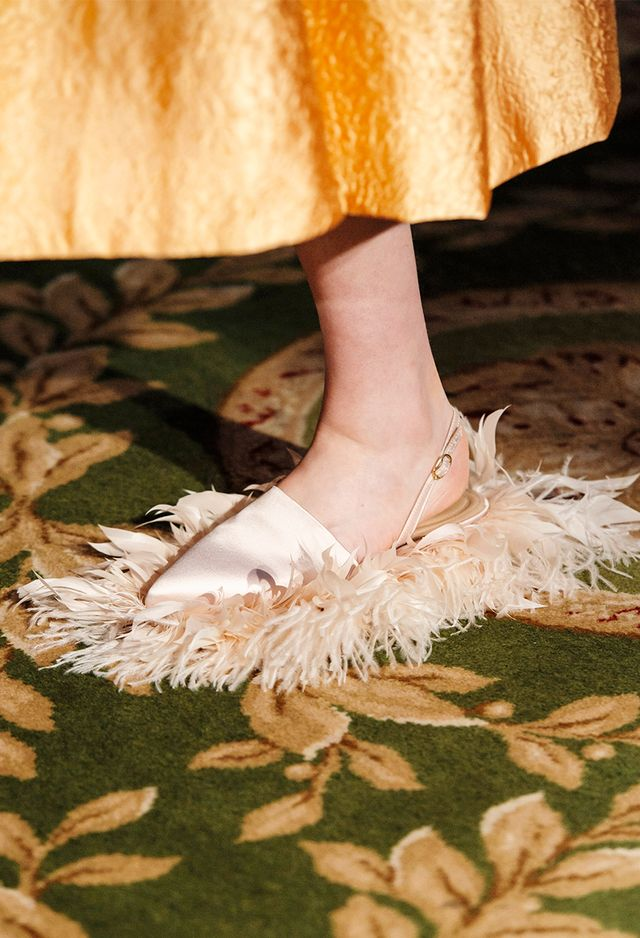shoe trends 2019 - simone rocha