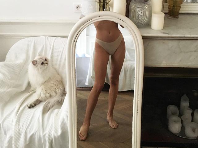 Popular lingerie trend