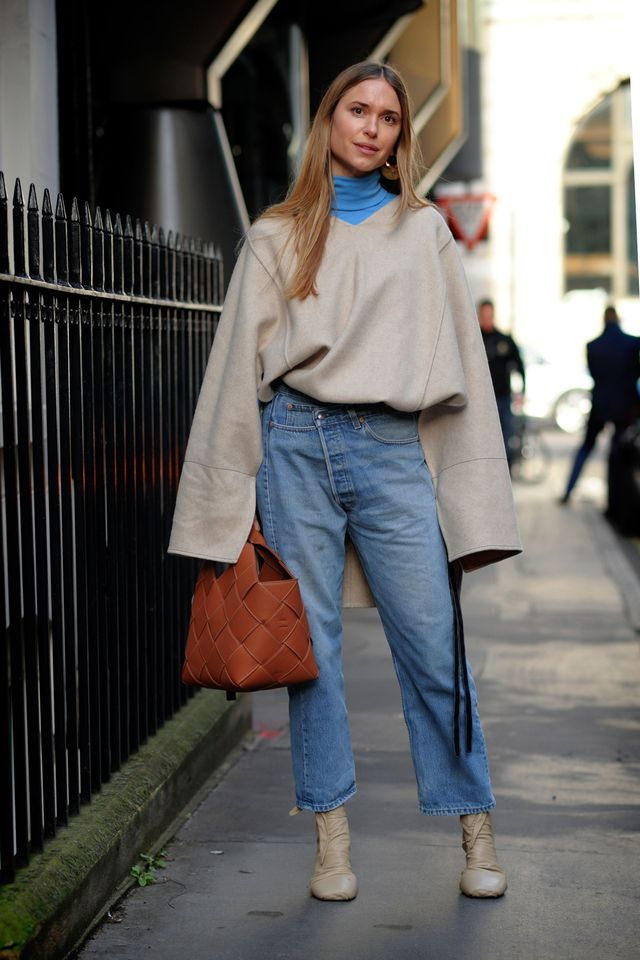 The Chicest Boots to Wear With Baggy Jeans