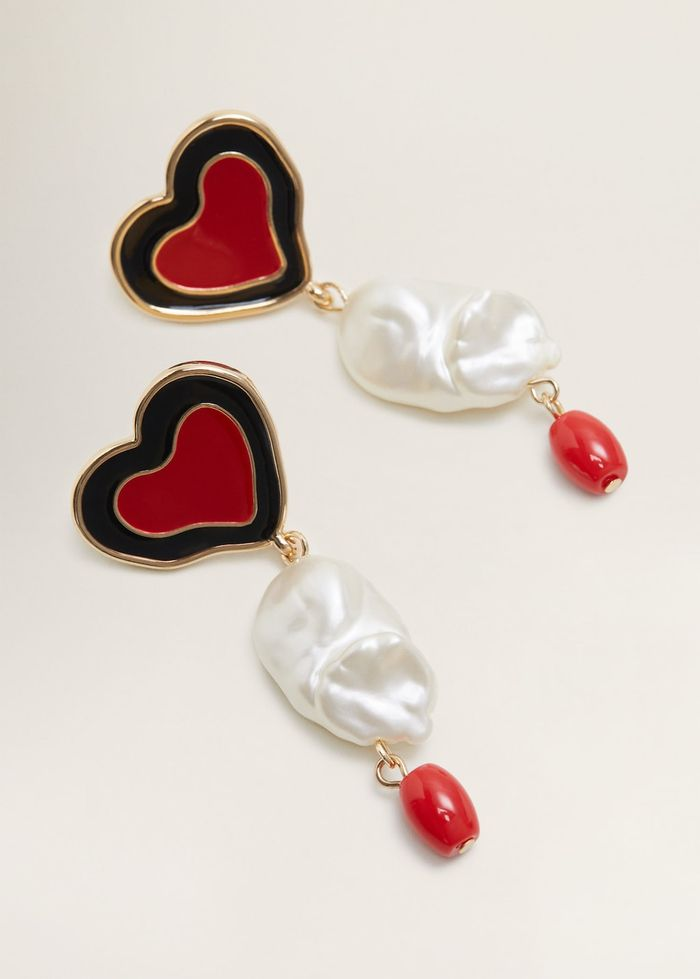 Shop The Best Heart Shaped Jewelry Who What Wear