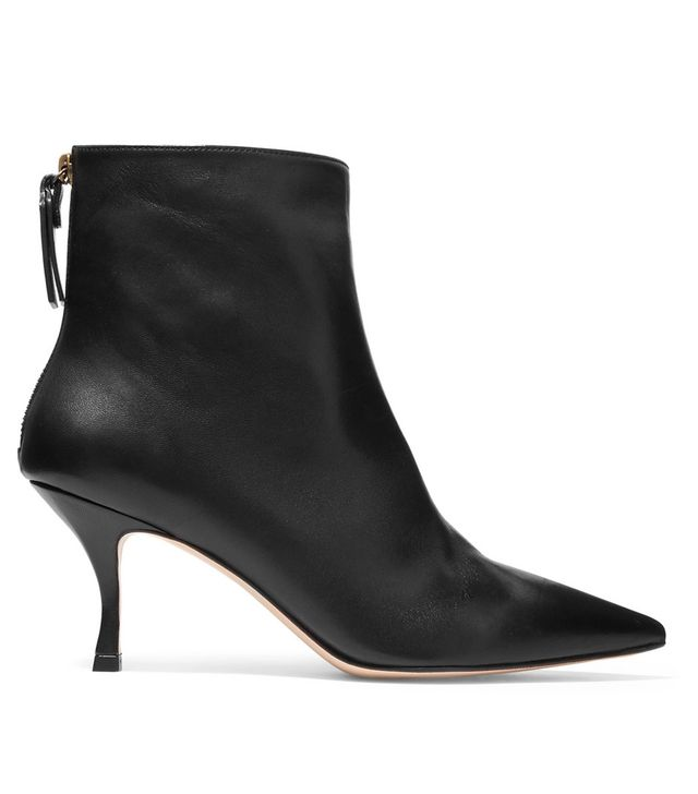 Stuart Weitzman Juniper Leather Boots