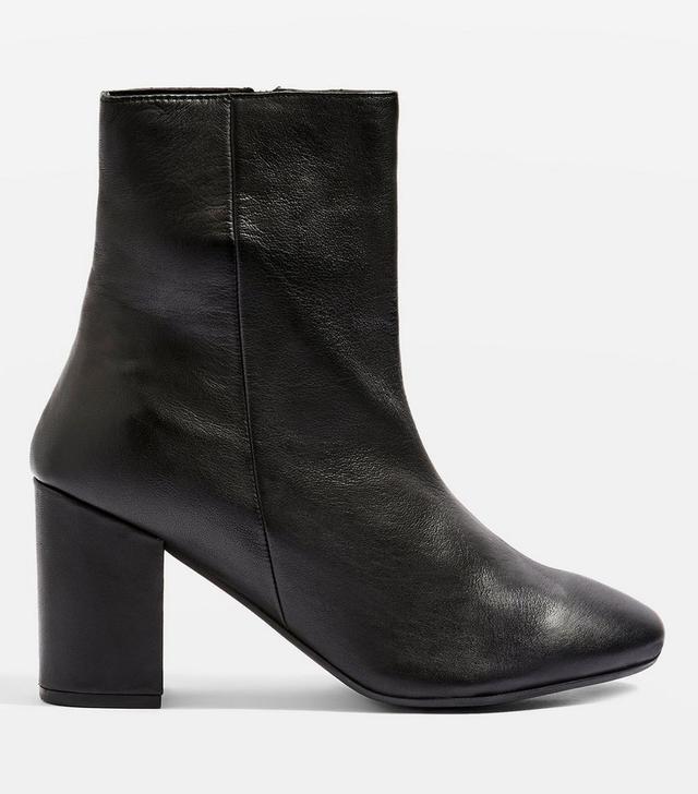 Topshop Elise Ankle Boots