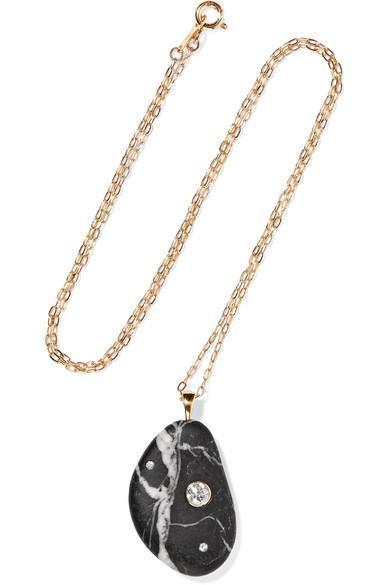 CVC Stones Farsi 18-karat Gold