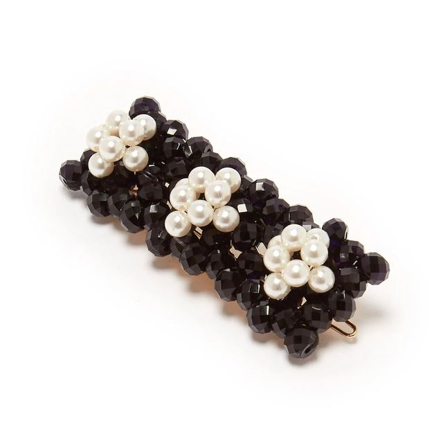 Shrimps Antonia Bead-Embellished Hair Clip