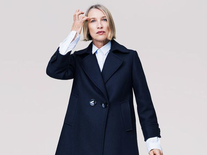 187b6654cd Here's What Stylish Over-50 Women Are Buying From Zara | Who What Wear