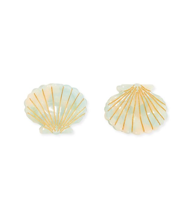 Valet Studio Set of Two Ursula Resin Hair Clips