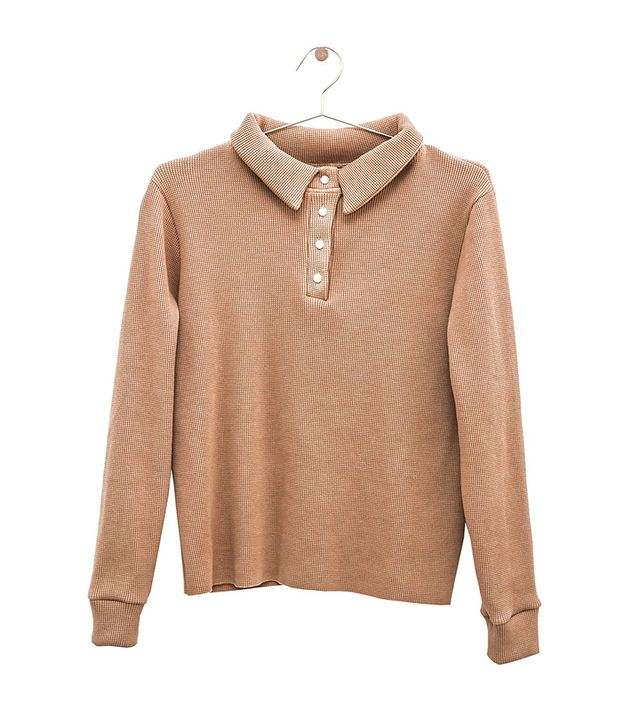 Donni Thermal Pullover