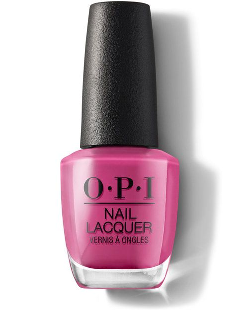 OPI Nail Lacquer in No Turning Back From Pink Street