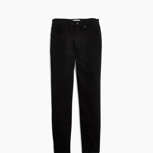 Madewell High-Rise Skinny Crop Jeans