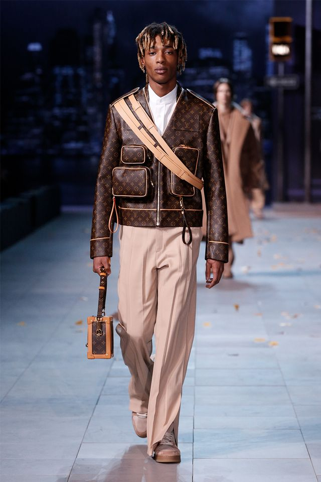 Preview the Louis Vuitton jacket: