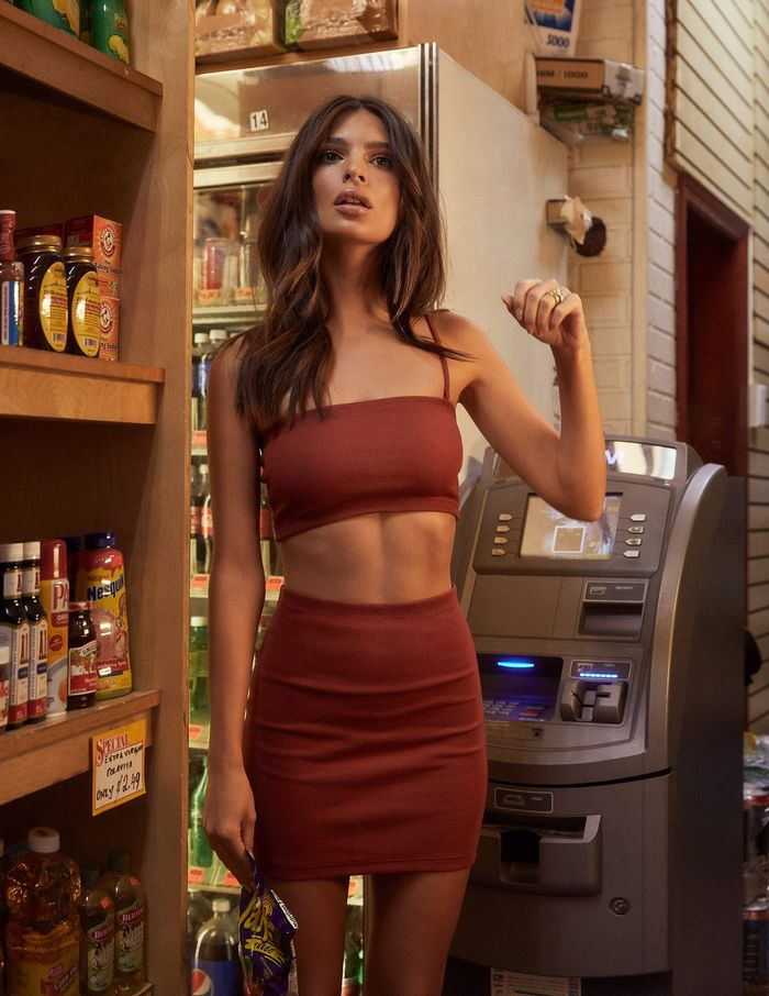 52f2be507b1 Shop Emily Ratajkowski s New Lingerie Pieces